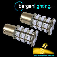 581 BAU15S PY21W XENON AMBER 48 SMD LED REAR INDICATOR LIGHT BULBS HID RI202403