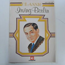 all organ IRVING BERLIN, Classic Chappell