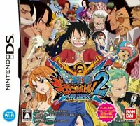USED Nintendo DS One Piece: Gigant Battle 2 Shinsekai New World