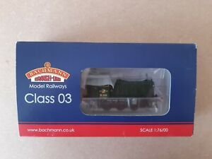 Bachmann Class 03 DCC fitted