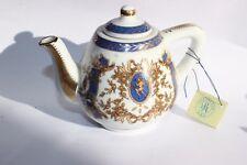 Maison Miniature Teapot Cherb Porcelain Art Dolls House théière