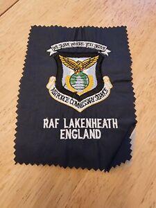 USAF Commissary Service - RAF Lakenheath Patch