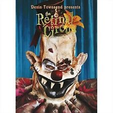 Devin Townsend Project The Retinal Circus CD DVD Region 4