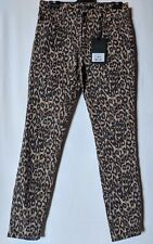 """WOMENS JEANS SKINNY CROPPED STRETCH SIZE 10 LEG 28"""" NWT RRP $89.95 FREE POSTAGE"""