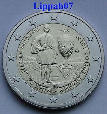 Griekenland speciale 2 euro 2015 Spiridon Louis Spiros UNC