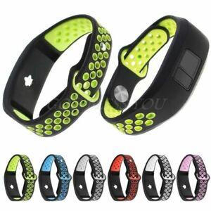 Wrist Watch Band Strap Replacement For Garmin Vivofit 3 JR Wristband Silicone