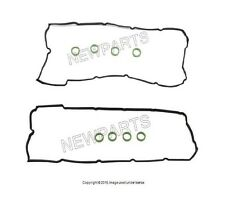 NEW Mercedes W164 W204 W209 W221 Set of Left and Right Valve Cover Gasket Set