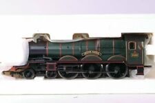 """Castle Class 4-6-0 4086 """"Builth Castle"""" in GWR Green By Hornby R2389"""