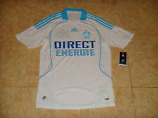 Olympique Marseille Soccer Jersey Adidas Top Football Shirt Maglia Maillot NEW S