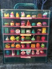 Shopkins Display Case With 48 Character Shopkins