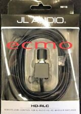 JL AUDIO HD-RLC AMP REMOTE BASS CONTROL KNOB HD600/4 HD750/1 MHD600/4 HDRLC