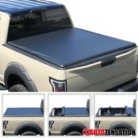 """For 2004-2014 Ford F-150 5.5ft 5'6"""" Short Bed Soft Roll Up Tonneau Cover"""