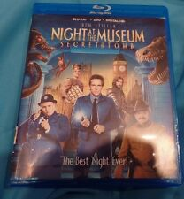 Night at the Museum: Secret of the Tomb (Blu-ray Single Disc) Plus Digital