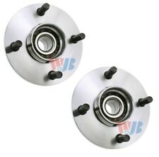 Pair Set of 2 Rear WJB Wheel Hub Repair Kits for Nissan Sentra 2000-2006