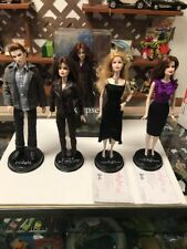 Twilight Barbie Dolls Edward, Bella, Rosalie, And Esme Loose-Victoria In Box