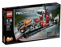 LEGO TECHNIC 42076 hovercraft