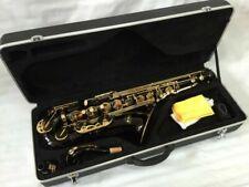 OPUS USA by Ktone 6105BG Professional Tenor Saxophone - Black Gold
