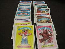 GARBAGE PAIL KIDS 1986 3RD & 4TH SERIES COMPLETE SETS 84a-166a NM-MT$$$$$$$