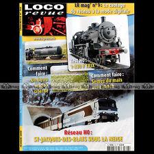 LOCO REVUE N°703 LOCKSOUND CF PROVENCE FORGES CORBENAY 232 TC FLEISCHMANN 2006