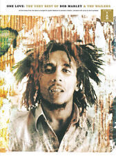 One Love Bob Marley And The Wailers Learn to Play Guitar TAB Music Book