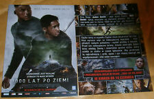 GLOSSY POLISH CINEMA FLYER - AFTER EARTH