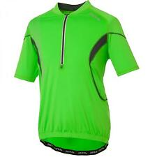 Dare 2b Spinoff Mens Short Sleeve Cycling Jersey  Green SMALL 50% OFF