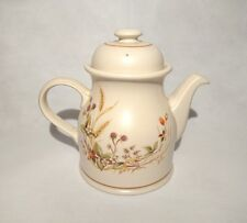 Marks and Spencer / M&S - Harvest - Large Upright Tea / Coffee Pot - 3 Pint