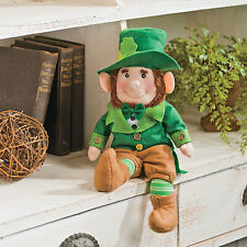 Plush St. Patrick's Day Leprechaun - Home Decor - 1 Piece