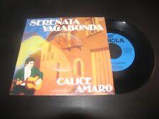"SERGIO MAURI - SERENATA VAGABONDA / CALICE AMARO  FONOLA NP. 2248  LP 7"""