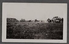 CIVILIAN CONSERVATIVE CORPS 1935 BROWNING MONTANA RODEO BRONCO RIDING OLD PHOTO