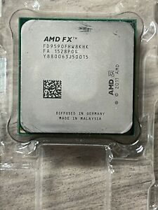 AMD FX-9590 8 Core 4.7GHz ( Up To 5.0GHz ) Processor In BOX