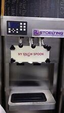 Soft Serve Yogurt Machine - Stoelting F231