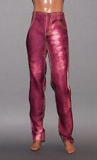 Ken Doll Clothes Fashionista Life in the Dreamhouse Stonewash Color Pants