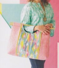 PATTERN -  Chopsticks Tote - great carry bag PATTERN - Schlosser Designs
