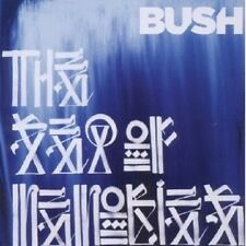 "BUSH ""THE SEA OF MEMORIES(EUROPEAN LTD. EDT.)"" 2 CD NEU"