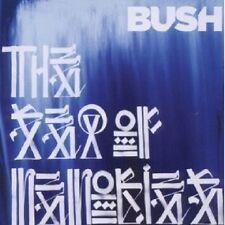 "BUSH ""THE SEA OF MEMORIES(EUROPEAN LTD. EDT.)"" 2 CD NEU"