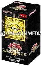 """Yu-Gi-Oh Card """"Millennium Pack"""" Booster box (20Packs) / Korean"""