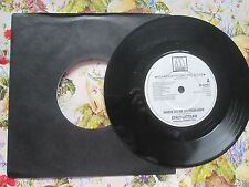 Stacy Lattisaw Where Do We Go From Here / What You Need Promo UK 7inch Single