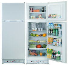 9.7 cu ft 2 Way (Propane Gas/ Electric) Gas Refrigerator LPG Kitchen Cottages
