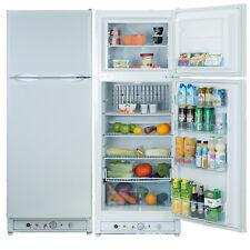 Smad 250Qt 2 Way Refrigerator LPG Propane Gas Vehicle Adjustable Door Freezer