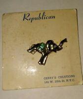 Vintage Gerry's Creations Brooch
