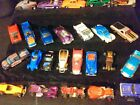 25 HOT RODS AND MISC.  [ HOT WHEELS , MATCH BOX AND MISC, ]  LOT DOG 18