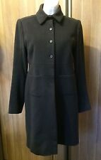 hugo boss Women's Wool and Cashmere coat  schurwolle size M