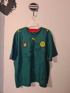 Maillot foot Cameroun XXL puma Eto'o