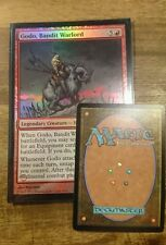 1x Gondo, Bandit Warlord-Commander 's arsenal-oversized-FOIL