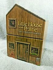 LITTLE HOUSE ON THE PRAIRIE DVD THE COMPLETE SERIES 48 DISCS DELUXE REMASTERED