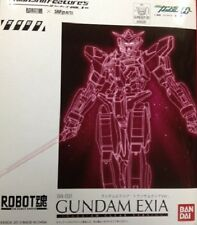 New Bandai Robot Spirits SIDE MS Gundam Exia TRANS-AM Clear Ver. Pre-PAINTED