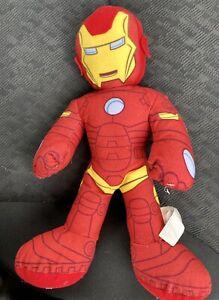 Avengers Marvel Plush Iron Man Polyester Plush Toy Kids Collectors Comics