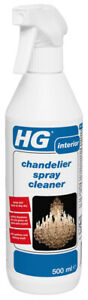 HG Chandelier Spray Cleaner 500ml for More Sparkle Without Streaks