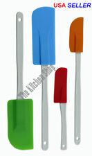 Set of 4 Spatulas by Sunbeam Flexible Dishwasher Safe- Kitchen (Free Shipping)